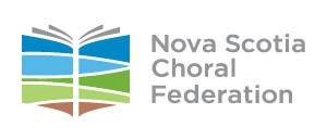 Nova Scotia Choral Federation rebrand logo