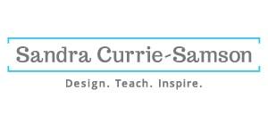 Sandra Currie-Samson rebrand logo
