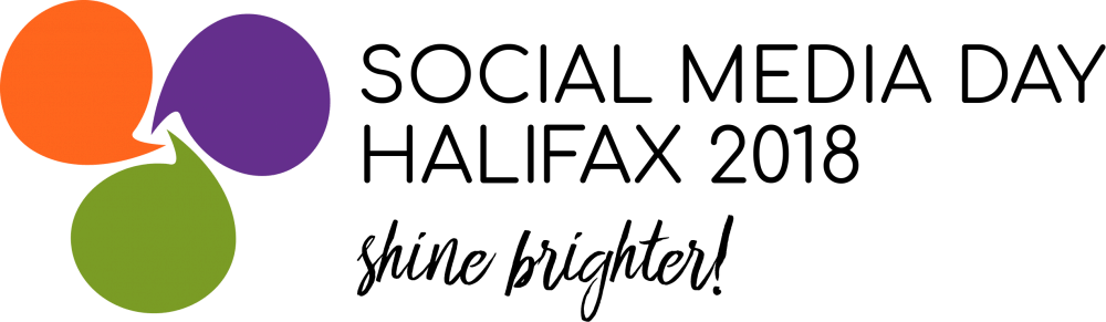 old Social Media Day Halifax logo