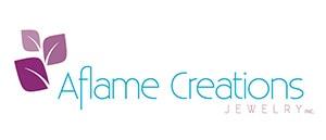 Aflame Creations Jewlery Ltd. custom logo