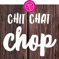 Chit Chat Chop logo speaking