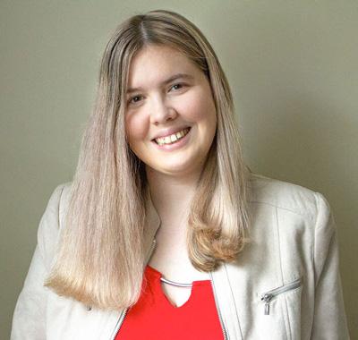 Headshot of Allison Woad