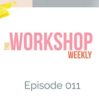 The Workshop Weekly Podcast logo
